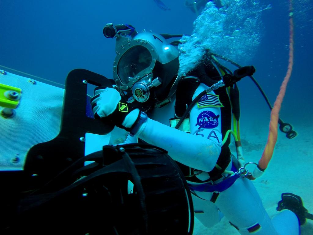 Le programme NEEMO de la NASA (en anglais)