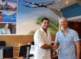 Air Tahiti Nui, partenaire de la Human Underwater Society (FR)