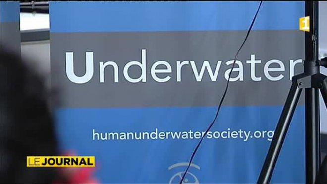 Journal TV : La HUS oeuvre pour un labo de recherche sous marine en Polynésie
