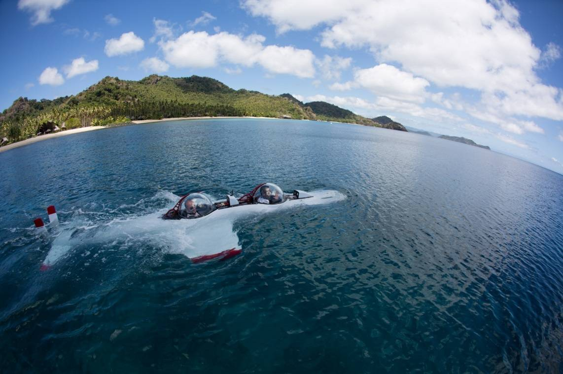 Partnership Opens the Oceans for Underwater Tourism