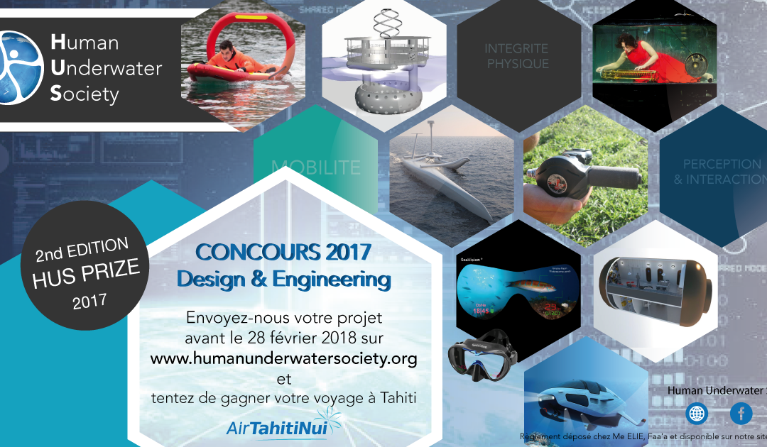 Lancement du HUS Prize Engineering&Design